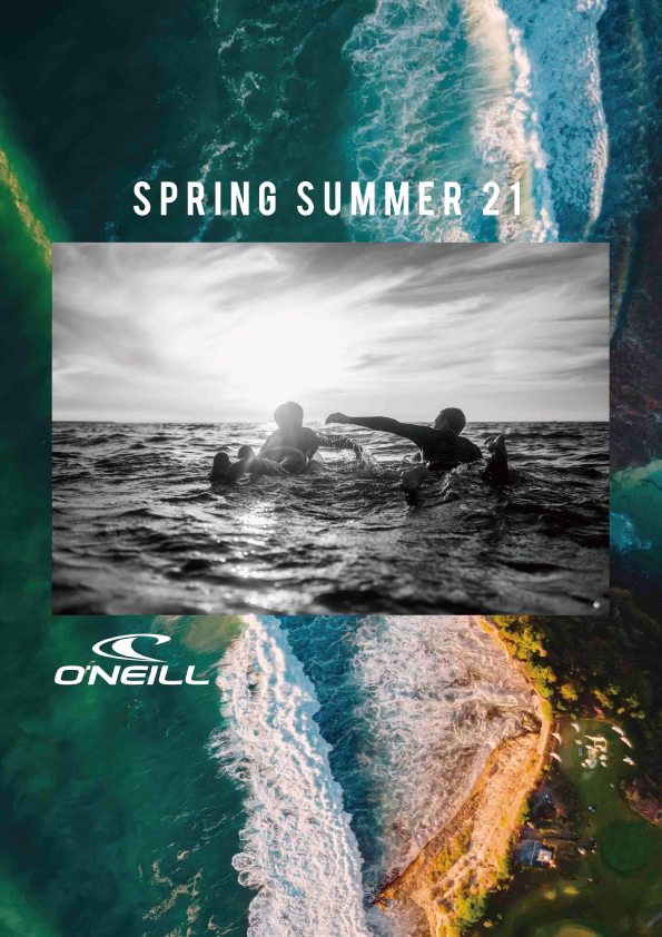 O'Neill apparel SPRING SUMMER 2021